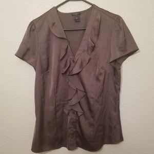 Ann Taylor blouse sz 12